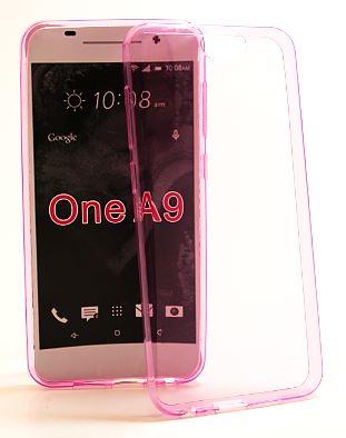 Ultra Thin TPU skal HTC One A9 (Rosa)