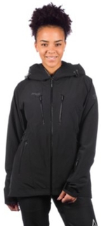 Bergans Oppdal Insulated Jacket black/solidcharcoal L