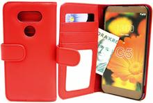 Plånboksfodral LG G5 / G5 SE (H850 / H840) (Röd)