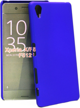 Hardcase skal Sony Xperia X (F5121) (Blå)