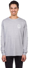 Spitfire Lil Bighead Hombre Long Sleeve T-Shirt athletic heather w/white S