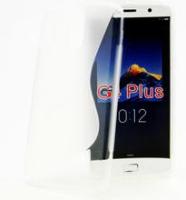S-Line Skal Lenovo Motorola Moto G4 / G4 Plus (Clear)