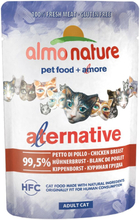 Økonomipakke: Almo Nature HFC Alternative 24 x 55 g - Sardiner