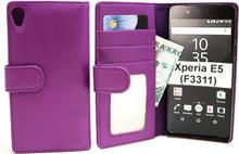 Plånboksfodral Sony Xperia E5 (F3311) (Lila)