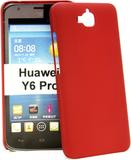 Hardcase Huawei Y6 Pro (TIT-L01) (Röd)