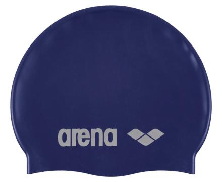 arena Classic Silicone Badehette Blå 2019 Badehetter