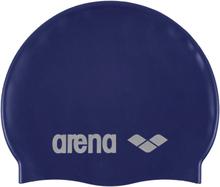 arena Classic Silicone Cap denim-silver 2020 Badehetter