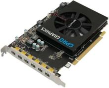 GPRO 6200 Eyefinity 6 - 4GB GDDR5 RAM - Grafikkort