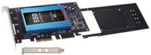 Tempo SSD SATA PCIe 2.0 Drive Card