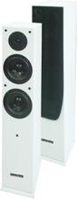 HiFi Speakers, 2-way, 120W, white