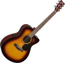 Yamaha FSX315C Folk Guitar - Tobacco Brown Sunburst