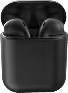 TWS inpods i12 Trådløse høretelefoner bluetooth 5.0 til Apple / android - Sorte