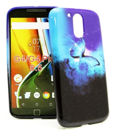 Designskal TPU Lenovo Motorola Moto G4 / G4 Plus