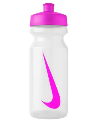 Nike Big Mth Water Bottle Vattenflaskor Vit/Rosa