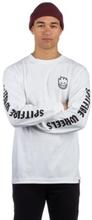 Spitfire Lil Bighead Hombre Long Sleeve T-Shirt white S