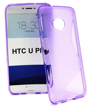 S-Line skal HTC U Play (Lila)