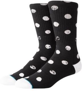 Dot Vibes Socks black Gr. L
