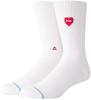 Love Vibes Socks white Gr. L