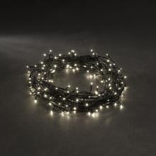 Konstsmide 3630-110 Ljusslinga varmvit, 5,5 m