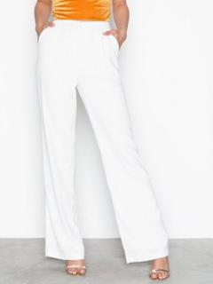 NLY Trend My Favorite Pants Byxor Vit