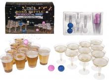 Dryckesspel Pong Battle Beer vs. Prosecco
