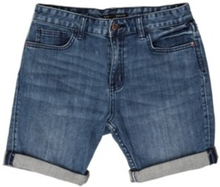 Globe Goodstock Denim Shorts stomp wash T08