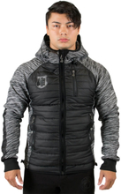 Gorilla Wear Men Paxville Jacket, black/grey, small Streetjackor herr