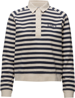 R1. Girls Rugger T-shirts & Tops Polo-Skjorta Blå GANT RUGGER