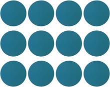 Magneetti Matkapuhelimen kuoreen - Ekstra Magneettilevy - 10kpl
