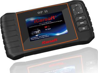 Felkodsläsare Opel OBD2 - iCarsoft OP II