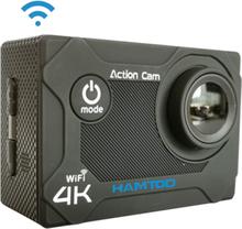 Sport Kamera med Vattentätt fodral - 4K WiFi