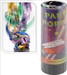 Party Poppers Mini