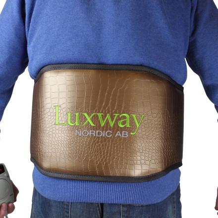 Infrabälte för rygg med turmalin