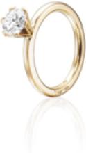 Efva Attling High On Love Ring 1.0 ct Guld