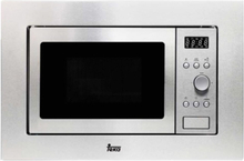 Built-in microwave with grill Teka MWE204FI 20 L 800W Rustfrit stål