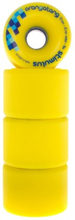 Orangatang Stimulus Yellow 70mm 86a Wheels uni Uni