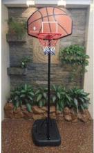 Basketkorg för trädgården (inkl. Basket och pump)