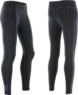 2XU Fitness Compression Tights Dam Black/Silver 2XU - Utförsäljning