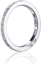 Efva Attling 21 Stars & Signature Thin Ring Vitguld