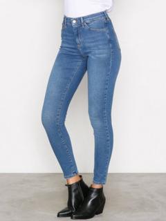 Topshop Topshop MTD Leigh Jeans L Skinny Denim
