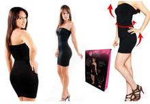 Opstrammende Lipo Dress (få din krop til at se slankere ud)