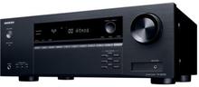 Onkyo TX-SR393 - AV-receiver - 4K - HDR - 5.1-kanals - 5 x 155 Watt - svart