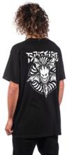 Spitfire Nocturnus T-Shirt black w/ white prints S