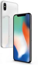 Champion Slim Cover iPhone X/XS Transparent