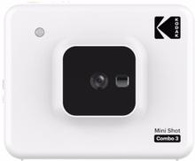 Kodak Mini Shot Combo 3 White
