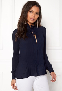 Rut & Circle Lolly Blouse Dk Navy 40