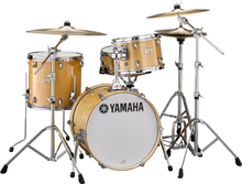 Yamaha Stage Custom Birch Bop Shell Set - Natural Wood