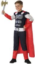 Kostume til børn Thor Tegneserie helt 10-12 år