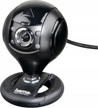 Hama Webcam Hd Spy Protect 16:9 Svart
