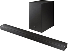 Trådløs soundbar Samsung HWT550 320W Sort